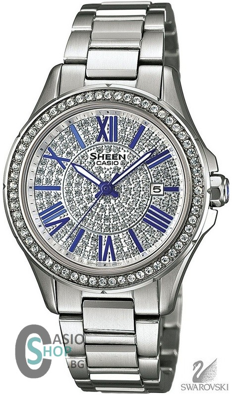 Casio Sheen Swarovski Edition SHE-4510D-7AUER