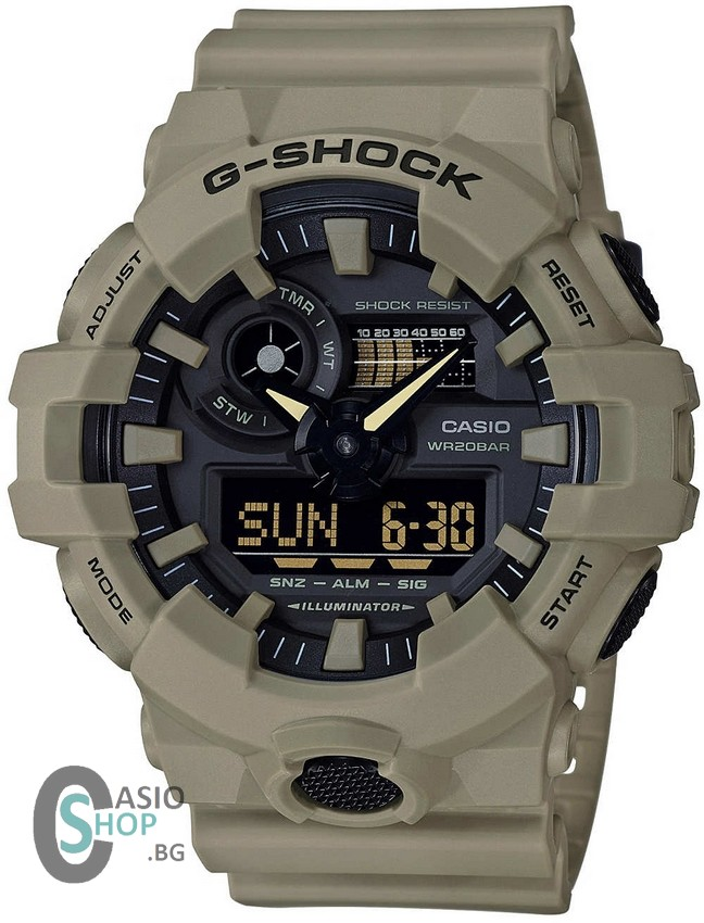 Casio G-Shock GA-700UC-5A