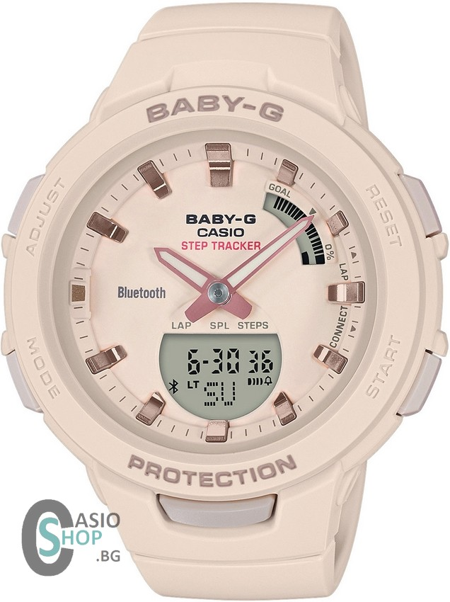 Casio Baby-G Bluetooth BSA-B100-4A1