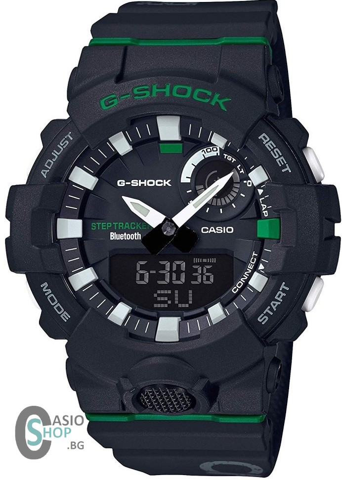Casio G-Shock Bluetooth GBA-800DG-1A