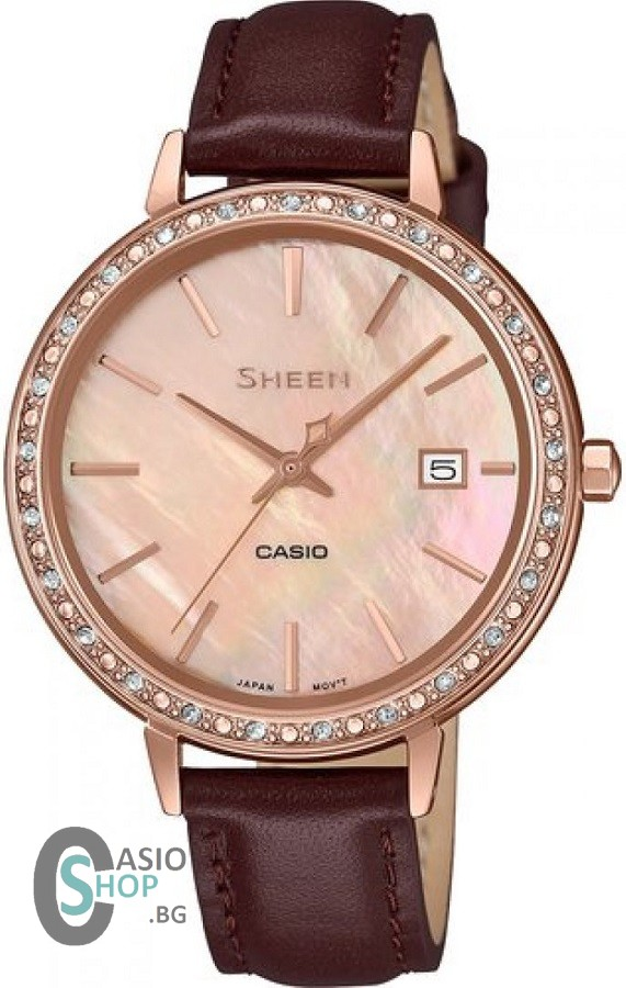 Casio Sheen Swarovski Edition SHE-4052PGL-4A