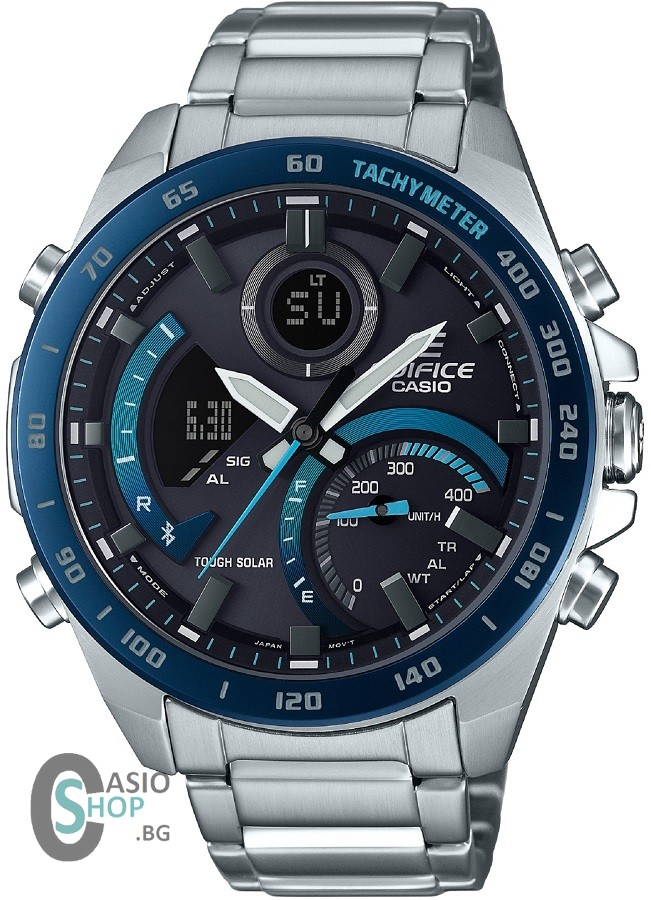 Casio Edifice Solar Bluetooth ECB-900DB-1B