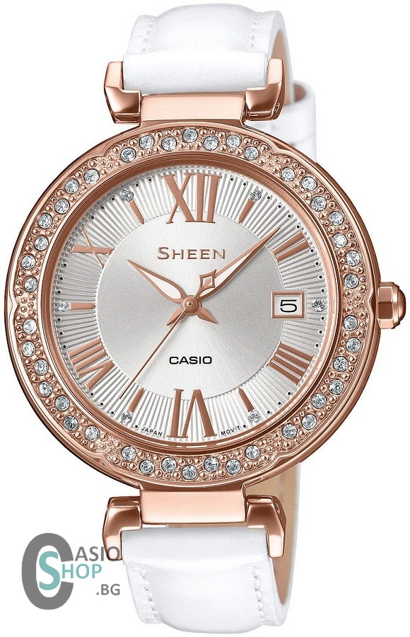 Casio Sheen Swarovski Edition SHE-4057PGL-7A