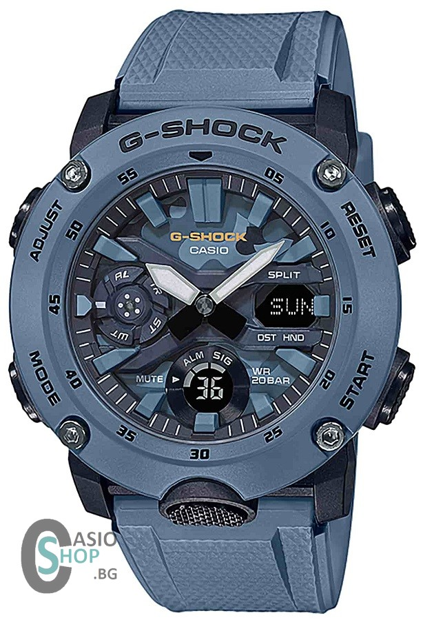 Casio G-Shock GA-2000SU-2A