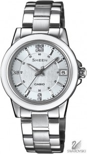 Casio Sheen Swarovski Edition SHE-4512D-2A