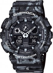 Casio G-Shock Marcelo Burlon Limited Edition GA-100MRB-1A
