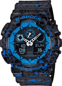 Casio G-Shock STASH Limited Edition GA-100ST-2A