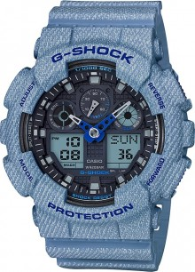 Casio G-Shock Limited Edition GA-100DE-2A