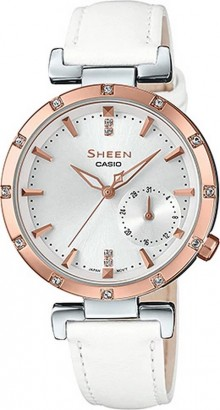 Casio Sheen Swarovski Edition SHE-4051PGL-7A