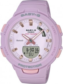 Casio Baby-G Bluetooth BSA-B100-4A2