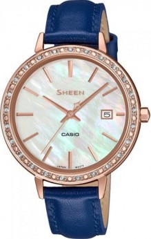 Casio Sheen Swarovski Edition SHE-4052PGL-7A