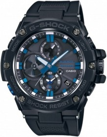 Casio G-Shock Limited Edition Blue Note Records GST-B100BNR-1A