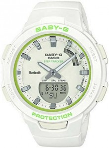 Casio Baby-G Bluetooth BSA-B100SC-7A