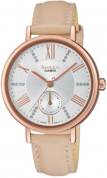 Casio Sheen Swarovski Edition SHE-3066PGL-7B