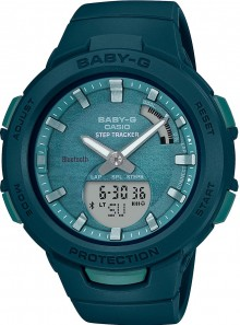 Casio Baby-G Bluetooth BSA-B100AC-3A