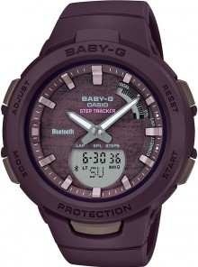 Casio Baby-G Bluetooth BSA-B100AC-5A
