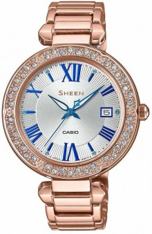 Casio Sheen Swarovski Edition SHE-4057PG-7A