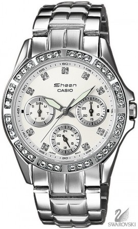 Casio Sheen Swarovski Edition SHN-3013D-7AER