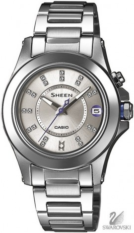 Casio Sheen Swarovski Edition SHE-4509D-7AER