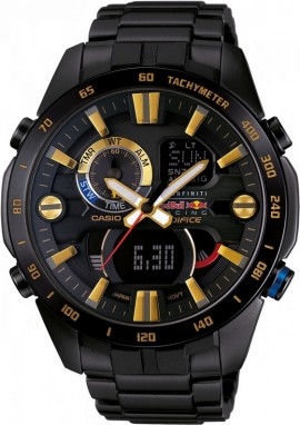 Casio Edifice Red Bull Racing ERA-201RBK-1A