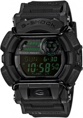 Casio G-Shock Mission Black GD-400MB-1ER