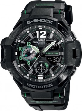 Casio G-Shock Sky Cockpit Aviator GA-1100-1A3ER