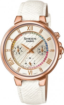 Casio Sheen SHE-3041PGL-7A