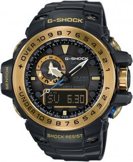 Casio G-Shock Gulfmaster Limited Edition Gold Series GWN-1000GB-1A - Promo