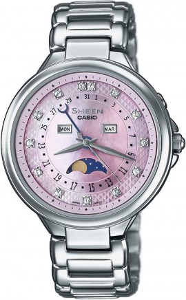 Casio Sheen Swarovski Edition SHE-3044D-4A