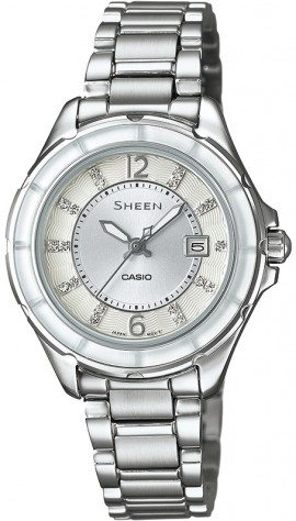 Casio Sheen Swarovski Edition SHE-4045D-7A