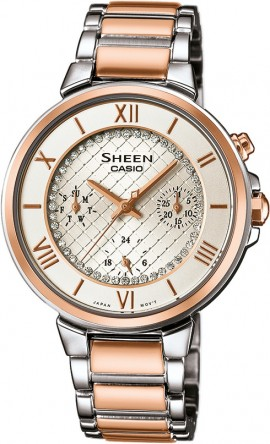 Casio Sheen Swarovski Edition SHE-3040SPG-7A