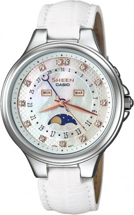 Casio Sheen Swarovski Edition SHE-3045L-7A