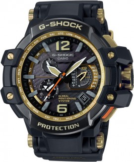 Casio G-Shock GPS Hybrid Gravitymaster Limited Edition Gold Series GPW-1000GB-1A