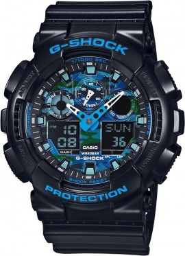 Casio G-Shock Limited Edition GA-100CB-1A