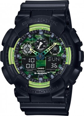 Casio G-Shock Limited Edition GA-100LY-1A
