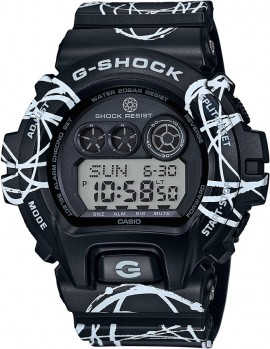 Casio G-Shock X-LARGE LIMITED EDITION FUTURA GD-X6900FTR-1ER