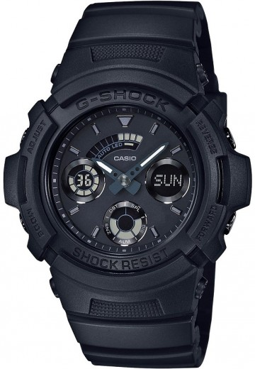 Casio G-Shock Limited Edition Black AW-591BB-1A