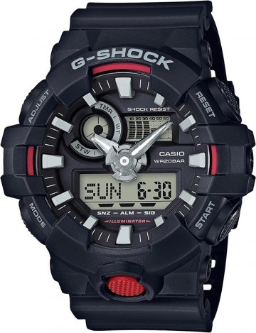 Casio G-Shock GA-700-1A