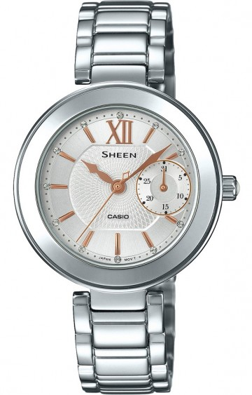 Casio Sheen Swarovski Edition SHE-3050D-7A