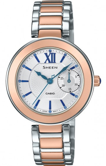 Casio Sheen Swarovski Edition SHE-3050SG-7A