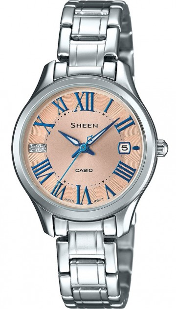 Casio Sheen Swarovski Edition SHE-4050D-9A