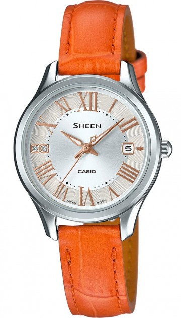 Casio Sheen Swarovski Edition SHE-4050L-7A