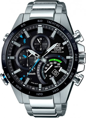 Casio Edifice Solar Bluetooth EQB-501XDB-1A