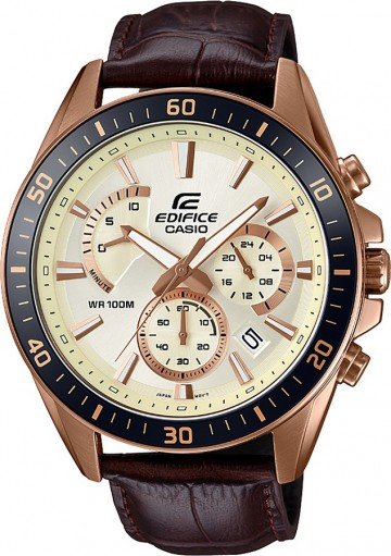 Casio Edifice Chronograph EFR-552GL-7A