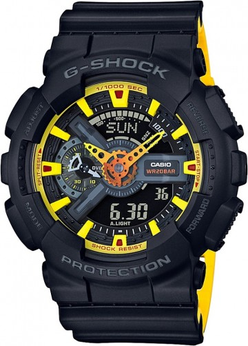 Casio G-Shock Special Color GA-110BY-1A