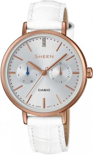 Casio Sheen Swarovski Edition SHE-3054PGL-7A