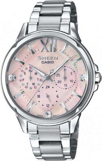 Casio Sheen Swarovski Edition SHE-3056D-4A