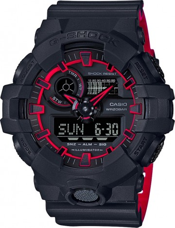 Casio G-Shock Special Color GA-700SE-1A4