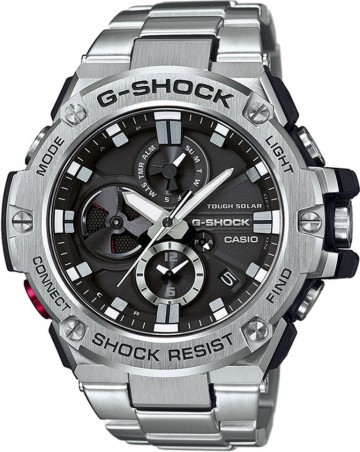 Casio G-Shock Wave Ceptor Solar Bluetooth GST-B100D-1A