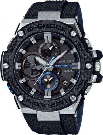 Casio G-Shock Wave Ceptor Solar Bluetooth GST-B100XA-1A